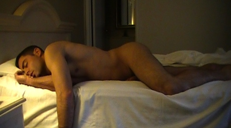 Justin in KNOCKED OUT JERKED OFF 2 (KOJO2)