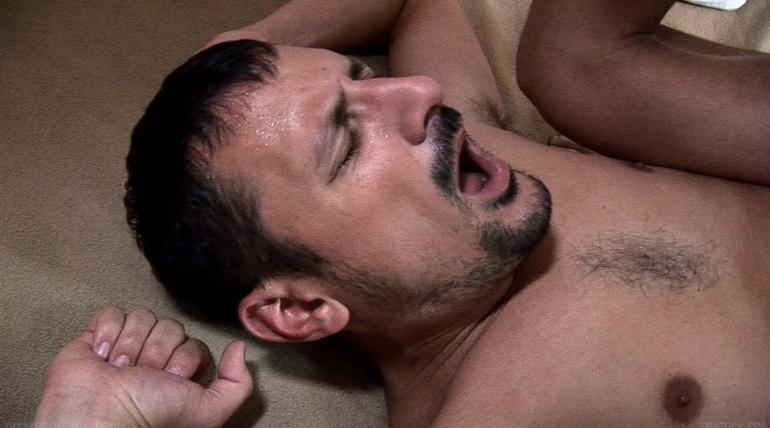 Ron Rossi in KNOCKED OUT JERKED OFF 8 (KOJO8)